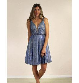 Aspeed Daliah Dress Blue