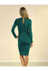 Privy Damaris Dress Jade