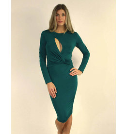 Privy Damaris Dress Jade