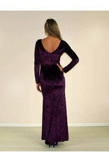 Maniju Etta Dress Purple