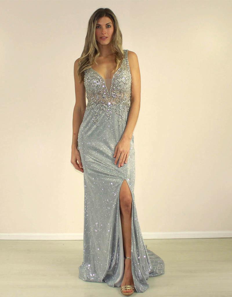 Aspeed Glorian Dress Silver