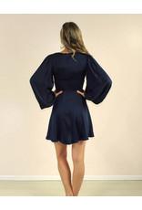 selfie leslie Josiah Dress Navy