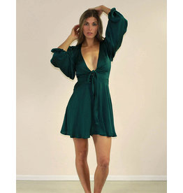 selfie leslie Josiah Dress Green