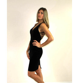 Privy Miah Dress Black
