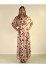 Aakaa Stilla Dress Taupe