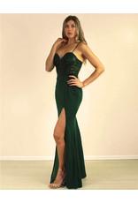 Maniju Tasya Dress Emerald