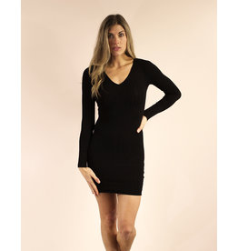 Hera Collection Parker Dress Black