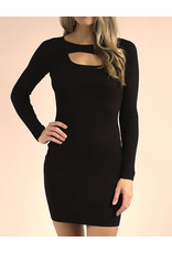 Hera Collection Briley Dress Black