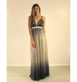 LUXXEL Arabella Dress Blue