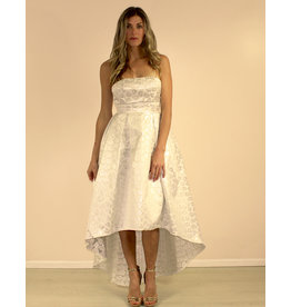 Maniju Amiya Dress Silver