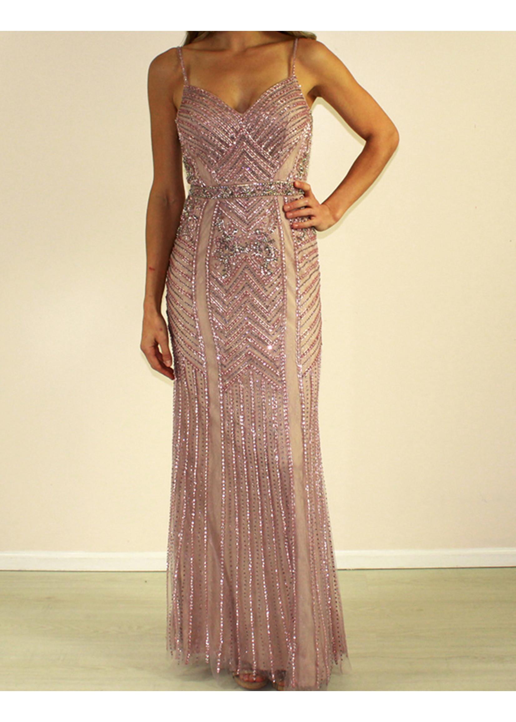Aspeed Payton Dress Mauve