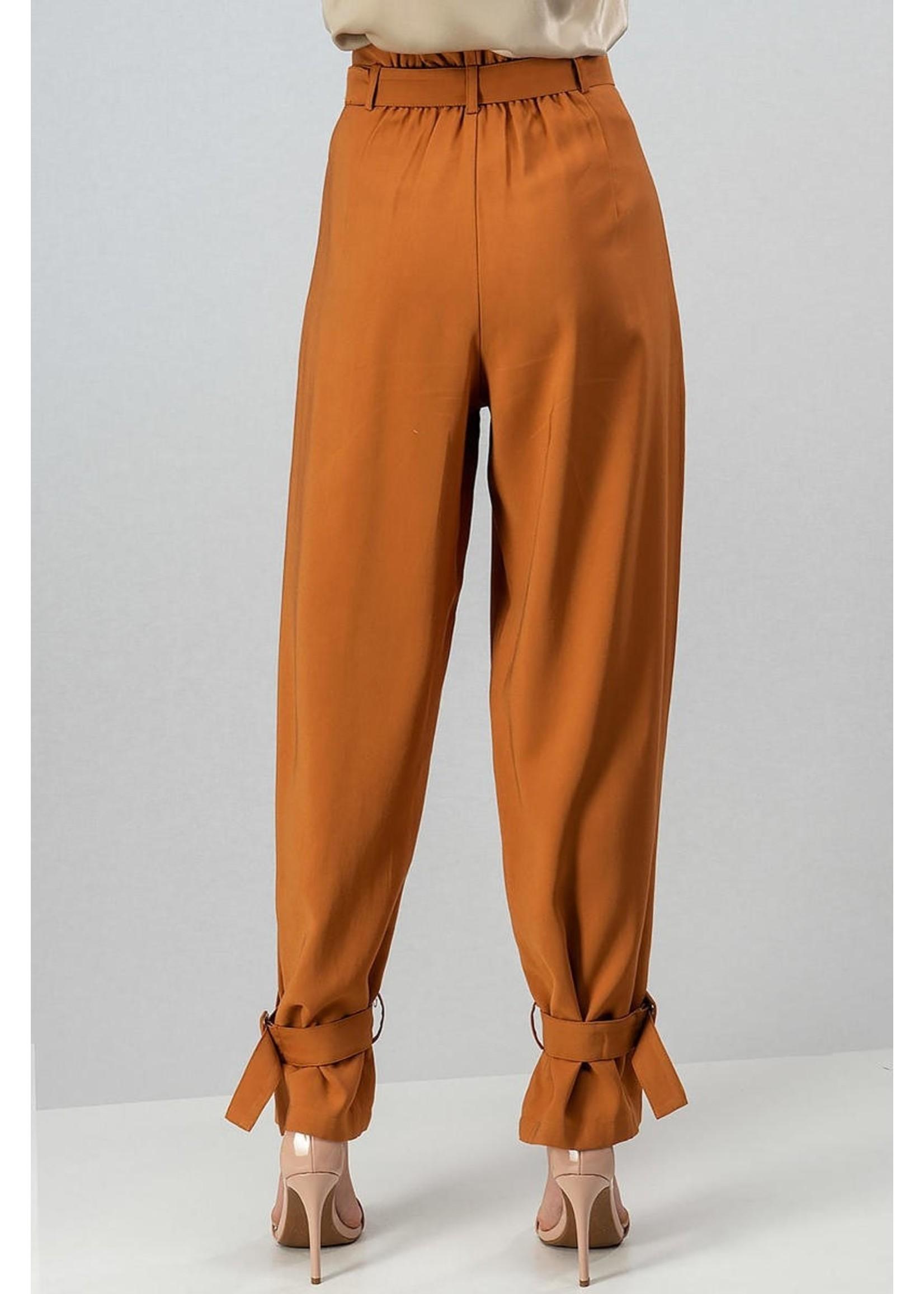 trend : notes Delaney Pants Camel