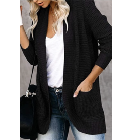 Esley Laurelin Cardigan Black