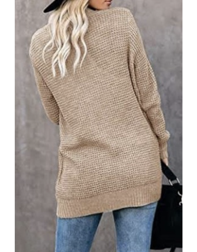 Esley Laurelin Cardigan Tan