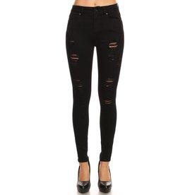 En Jean Octavia Jeans Black