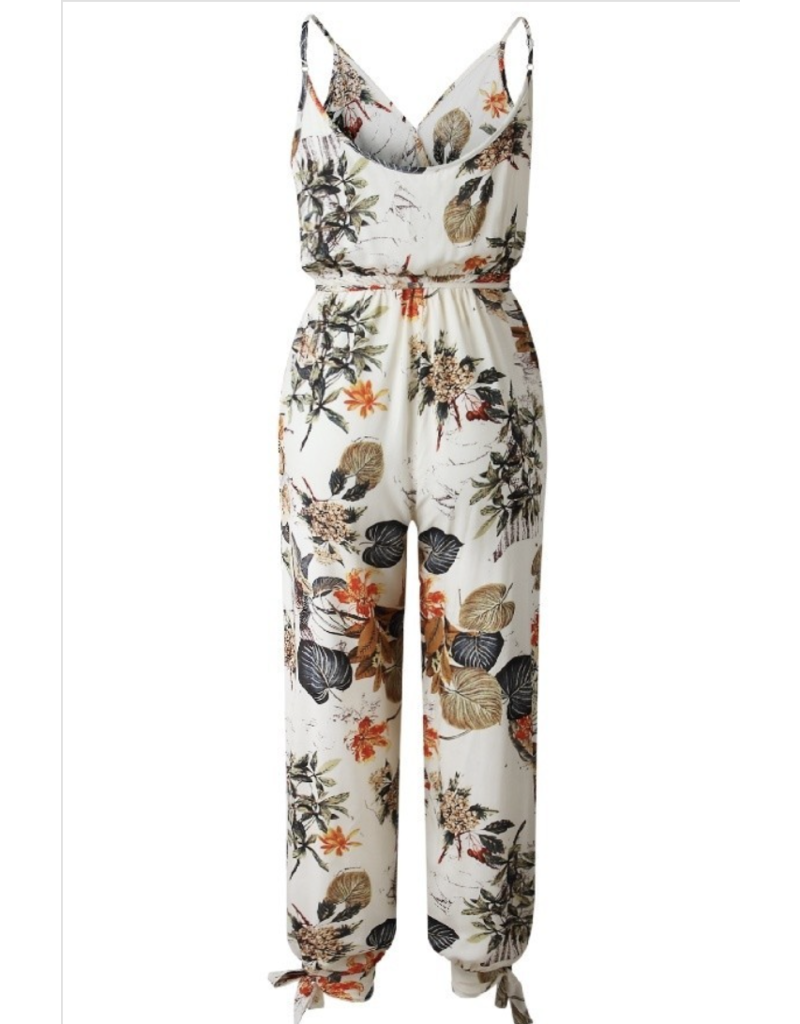 Mountain Valley Trading Florentine Jumpsuit Multi