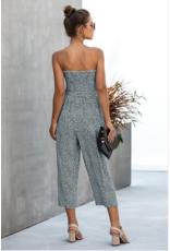 Mountain Valley Trading Niesha Jumpsuit Blue