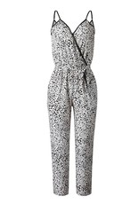 Mountain Valley Trading Mairi Jumpsuit White
