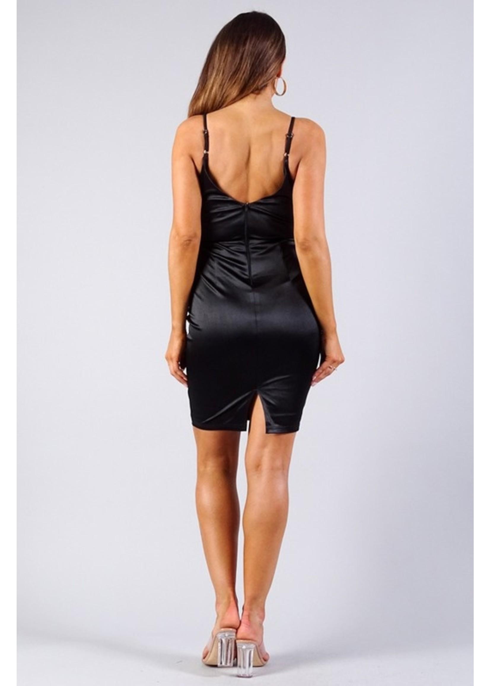 Cefian Jaymee Dress Black