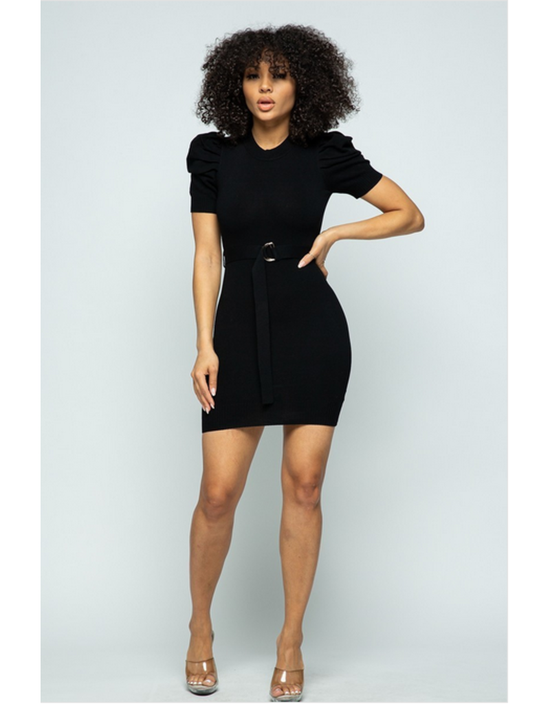 Hera Collection Verity Dress Black