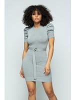 Hera Collection Verity Dress Grey