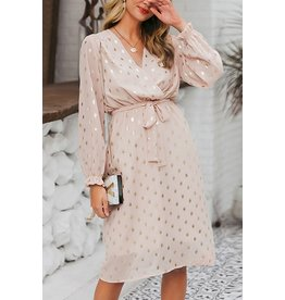 Esley Penelope Dress Pink
