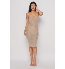 Banjul Harmoni Dress Nude