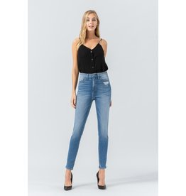 VERVET Love Me Jeans Blue