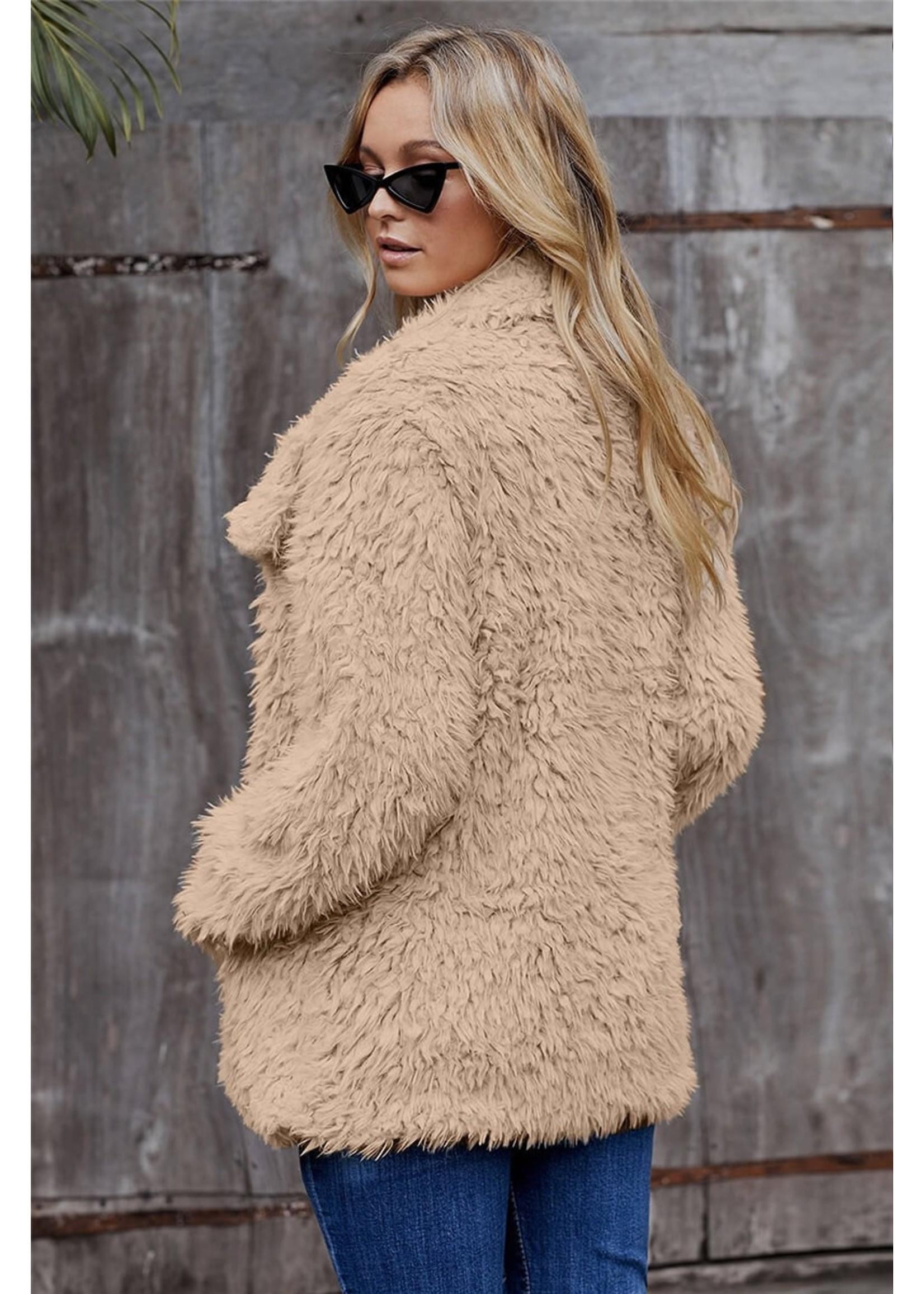 Shiying Carmelia Jacket Khaki