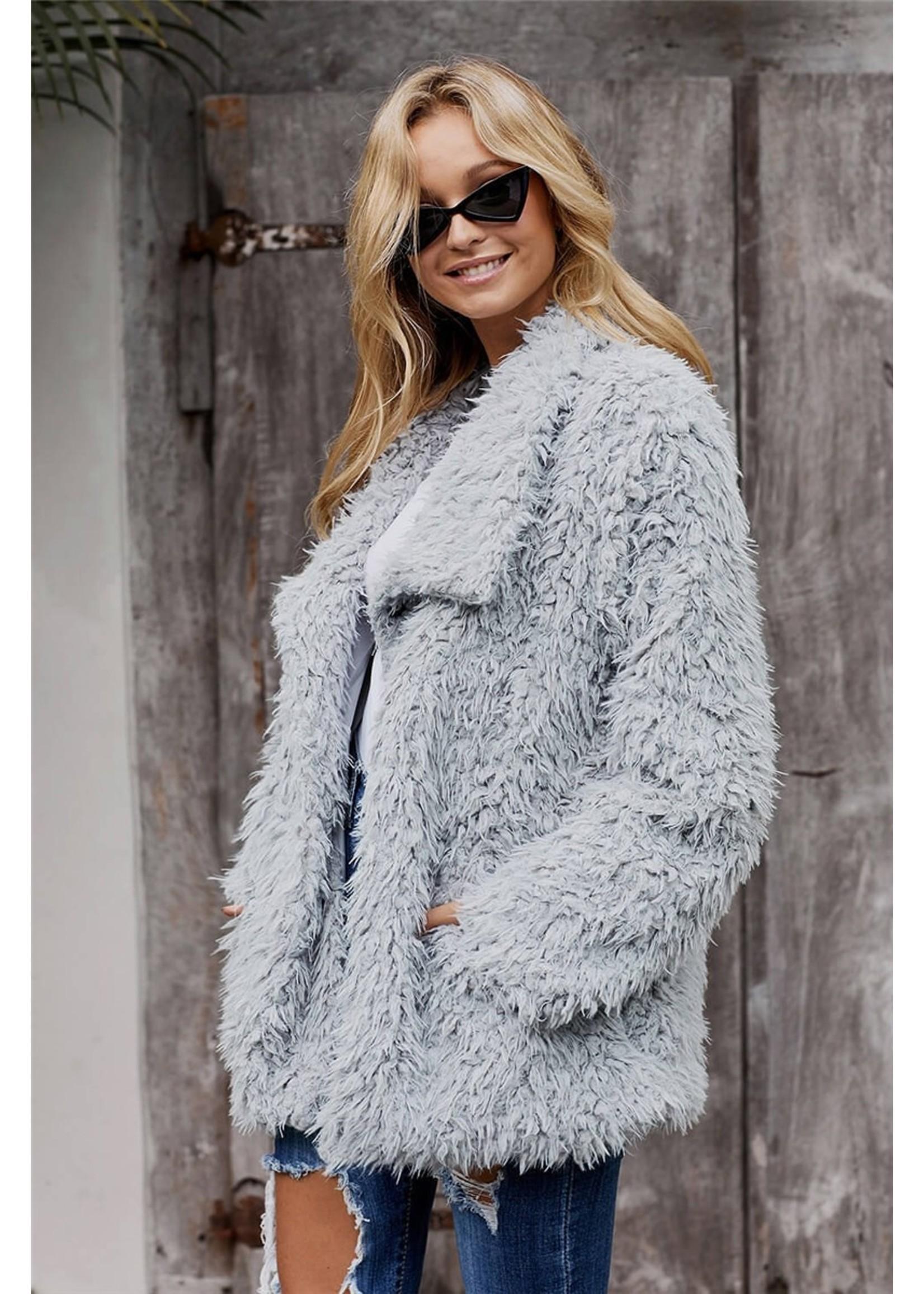 Shiying Carmelia Jacket Blue
