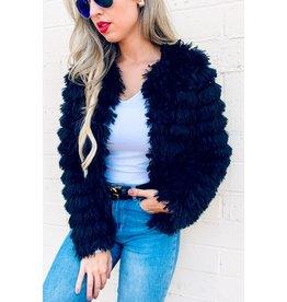 Cloudwalk Sadie Jacket Black