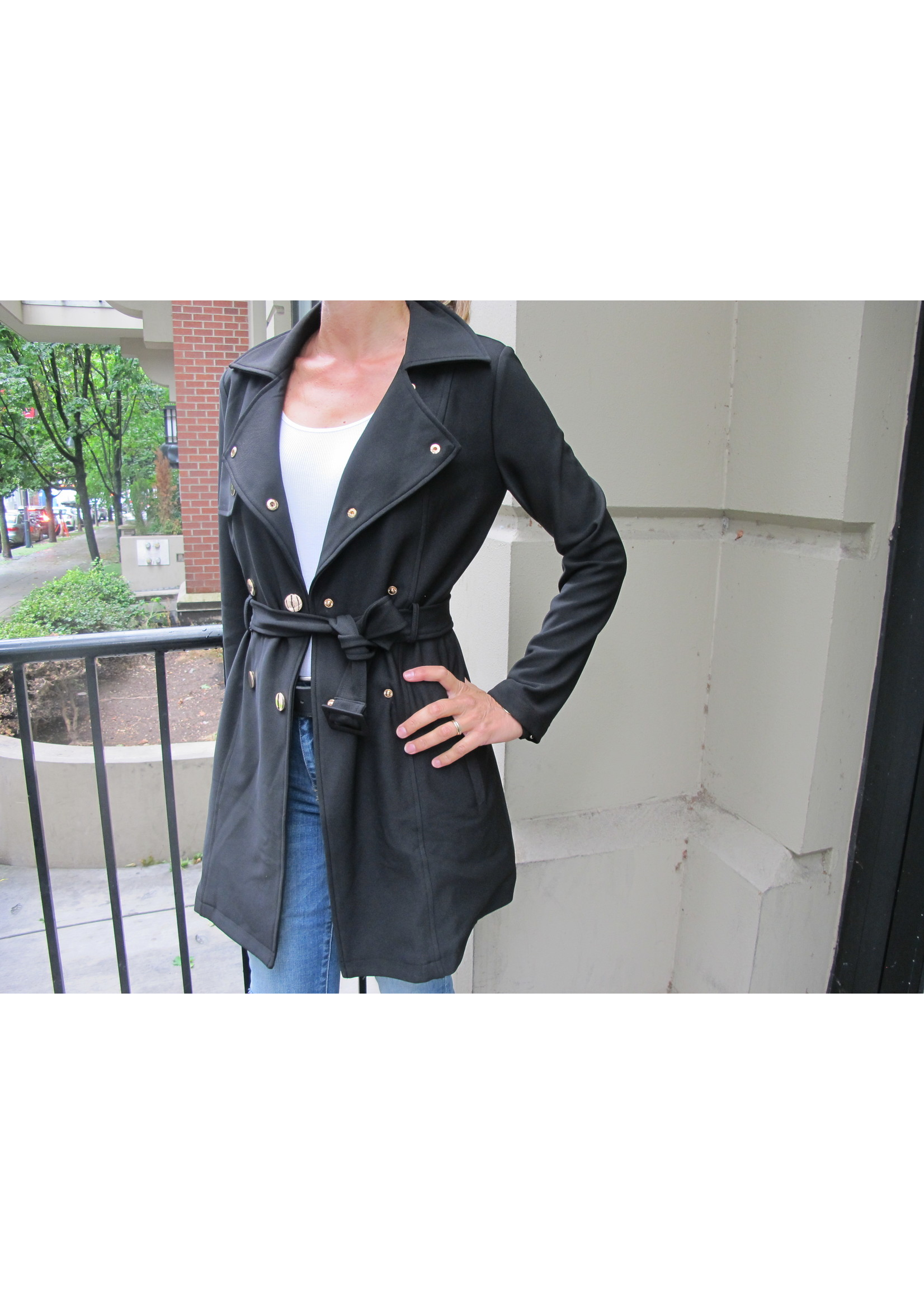 Privy Evangeline Jacket Black