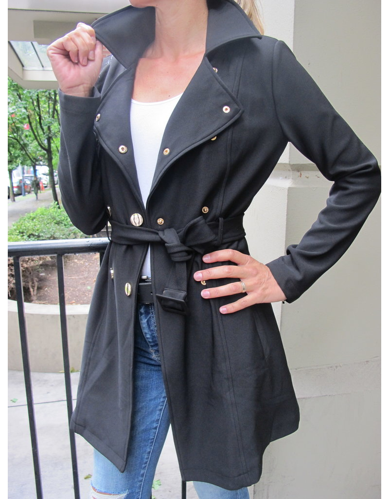 Privy Evangeline Jacket Black