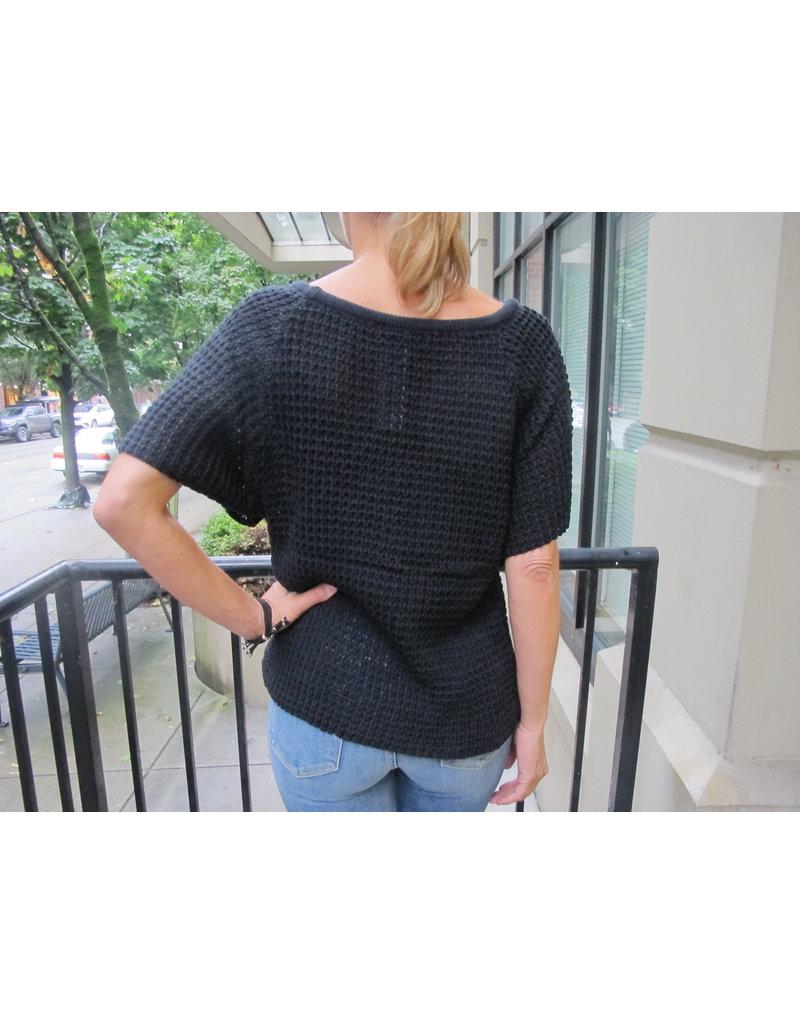 MAK Thara Sweater Black
