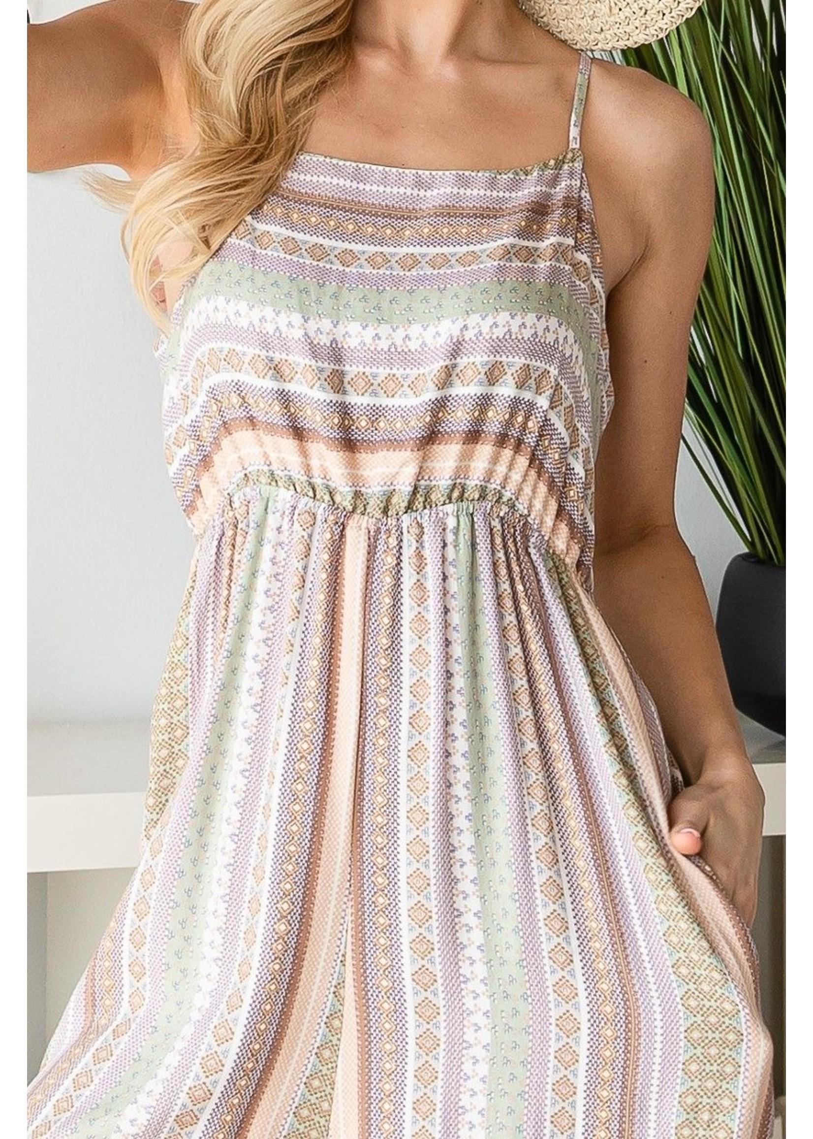 CY Fashion Ariyah Jumpsuit Multi