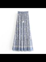 AEXPRESS Veryan Boho Maxi Skirt