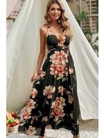 Esley Chrimzen Dress Black