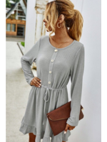 Esley Yvie Dress Grey