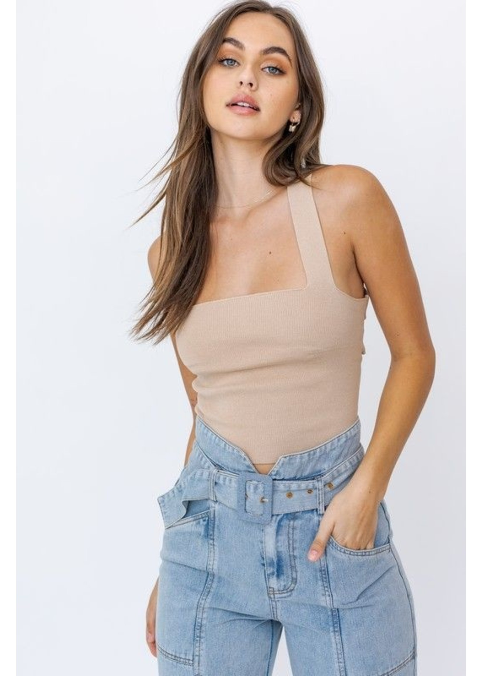 Le Lis Harlow Top Nude
