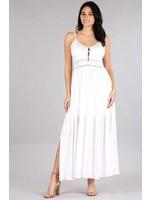 AAAAA Fashion Helene Dress White