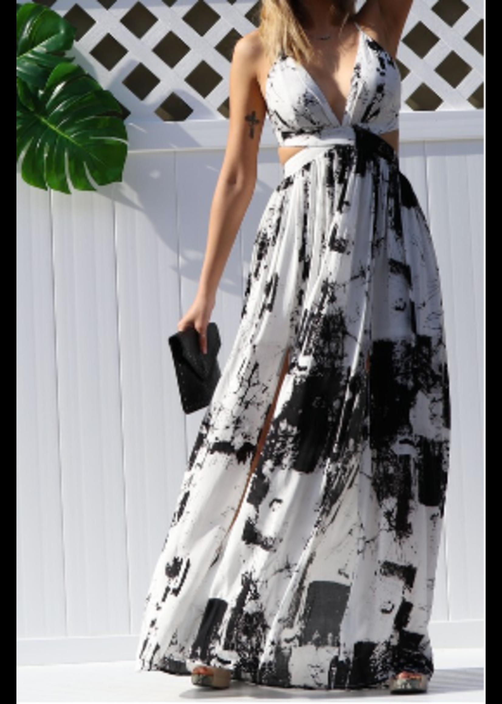 Dress Day Waverly Dress White