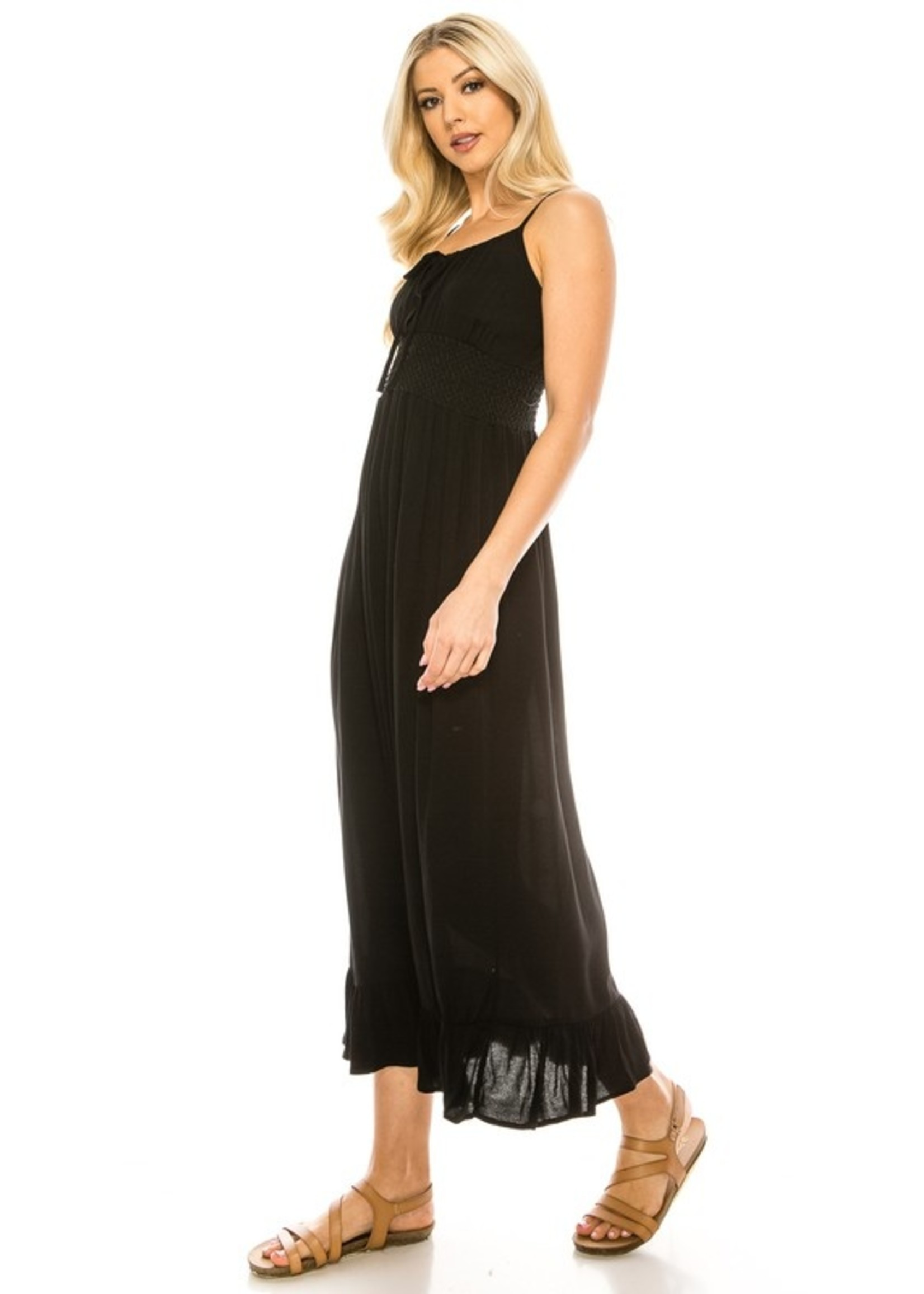 Jack & Jill Be Classic Dress Black