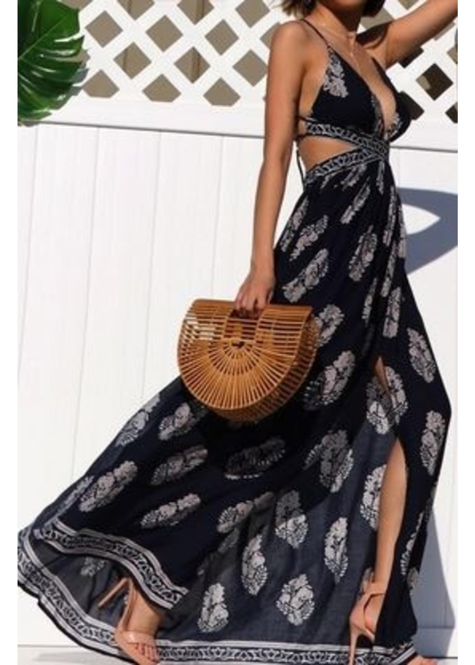 Dress Day Rebekah Dress Navy