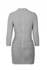 selfie leslie Sofia Three Quarter Length Sweater Dress