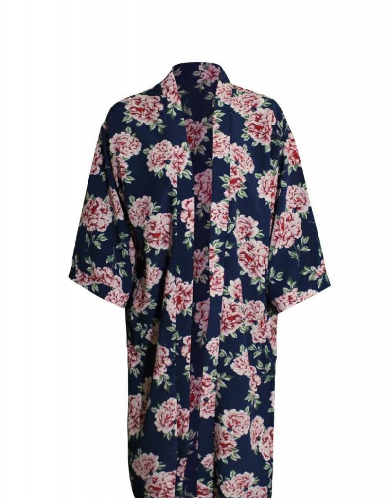 Oscar-ST Lara Floral Kimono