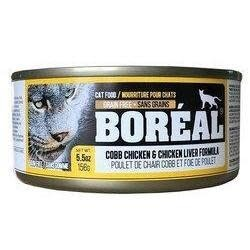 Boreal Chicken and Chicken Liver Formula 156g-2