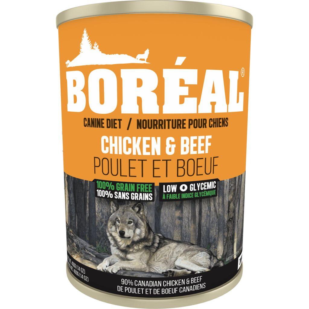Boreal Dog Chicken & Beef 690g-2