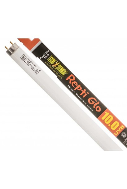 Exo Terra Repti-Glo 10.0 Fluorescent Lamp, 15W, 18