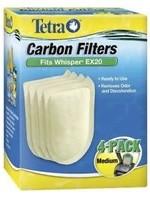 Tetra EX Carbon Filter Medium 4PK