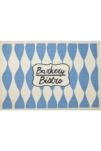 Buddy's Line Barkery Bistro-Blue